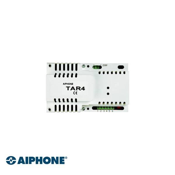 Relais 250 V AC / 8A für externe Klingel Einstellbarer Timer: 5 bis 30 Sekunden Stromversorgung 230 V AC Montage auf DIN-Schiene (8 Module) oder mit Schrauben Abmessungen: 85 (H) x 140 (B) x 60 (T) mm