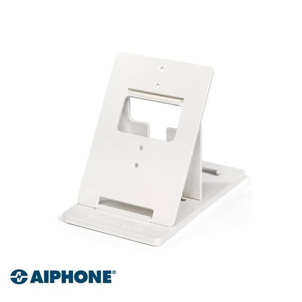ABS blanc Pour tous les moniteurs JM, JO, JK, JF, YES et les poteaux GT et GH Angle d'inclinaison réglable 45 ° ou 60 ° Dimensions: 200 (H) x 114 (L) x 125 (D) mm