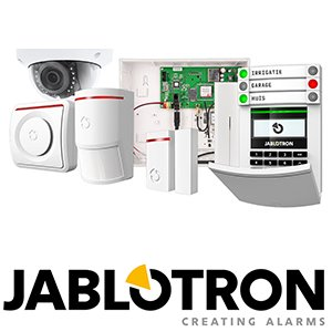 Jablotron alarm system