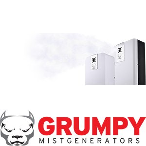 Grumpy fog machine