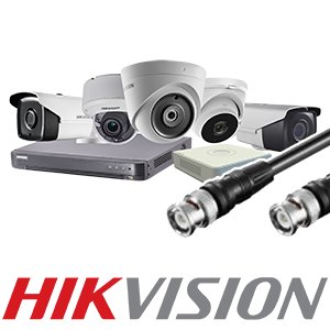 Hikvision Turbo HD camera surveillance