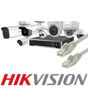 Hikvision IP camera surveillance