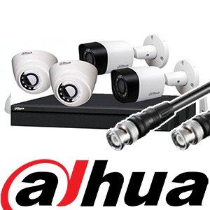 Vigilância de câmera Dahua HDCVI