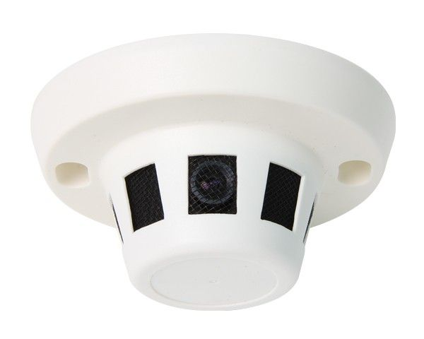 Smoke detector Hidden HD IP Camera, Full HD, PoE. Onvif. With 1080p resolution .. PLUG and PLAY can be connected to a Hikvision NVR with PoE! The camera has namely PoE! Small model smoke detector. Viewing angle approx. 90 degrees. Camera can tilt for bett