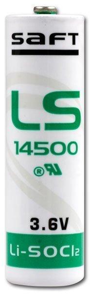 Jablotron Bat-3.6V AA lithium batterij, LS 14500 voor Jablotron Oasis en Jablotron 100 o.a. de Ja-180P, JA-81M magneetcontact enz