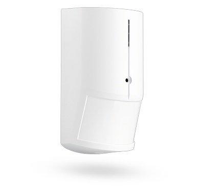 El Jablotron JS-25 COMBO es un detector de dos-en-uno. Se combina con dos sensores (PIR y de rotura de cristales) en una carcasa con una excelente inmunidad a RF. Proporciona tres salidas independientes (alarma PIR, alarma de rotura de vidrio y de manipul