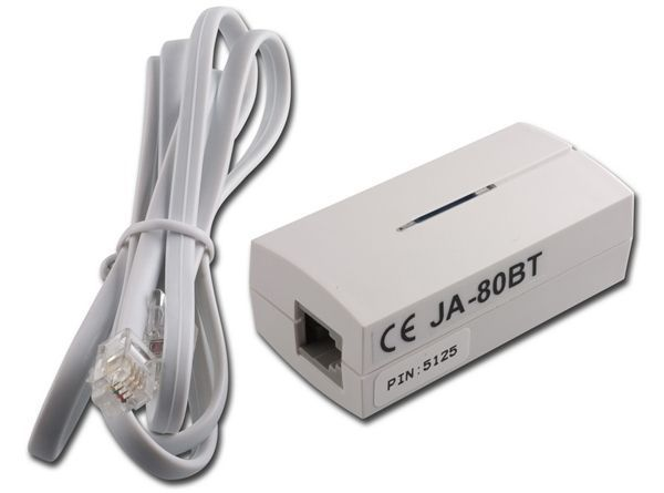JA-80BT bluetooth interface