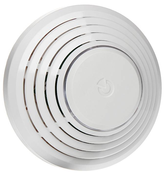 Jablotron wired optical smoke detector SD-283-ST.
