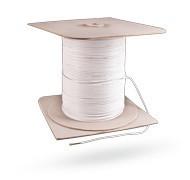 Jablotron Alarmkabel AC-6-001 per meter installatiekabel voor alarmsystemen per meter Specificaties: Cable: 6 color wires Conductors: stranded copper 7 x 0.18 mm Max. voltage: 60 Vrms Max. current : 1 A per core Max. resistance: 92.4 ?/km Max. temper...