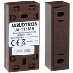 Jablotron Detector magnético JA-111MB BUS mini marrom