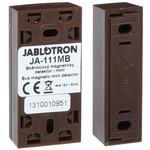 Jablotron Rilevatore magnetico BUS JA-111MB mini marrone