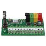 Jablotron JA-118M BUS-Modul für magnetische Detektoren - 8 Eingänge