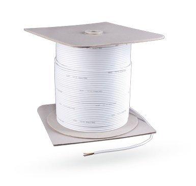 Le câble d'installation Ardent CC-02 pour le système JA-100 est conçu pour une installation facile. Les couleurs des fils sont identiques aux couleurs des bornes.