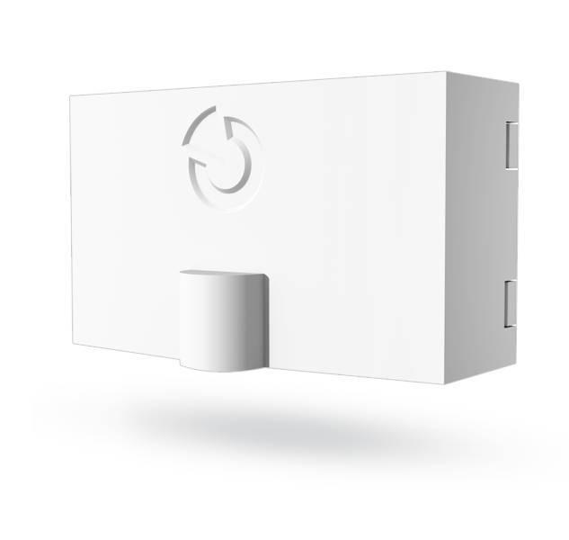 El PG indicador de activación sección BUS JA-110i / salida que indica la activación de una zona (SET) o la salida PG (1-32) con un LED rojo. Está conectado a la unidad central por medio de un BUS.