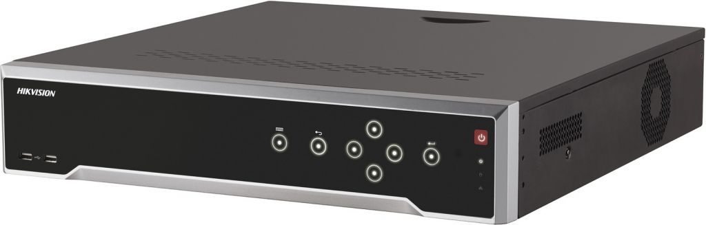 The Hikvision DS-7708NI-I4 / 8P 8-channel Network Video Recorder (NVR) with 4K Ultra HD HDMI output is equipped with 8 PoE inputs. The great advantage of this NVR is that cameras operate in a separate network segment, and are therefore shielded from the .