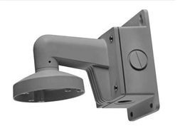 Hikvision DS-1272ZJ-120B Aluminum wall bracket with mounting box for DS-2CD25xx cameras.