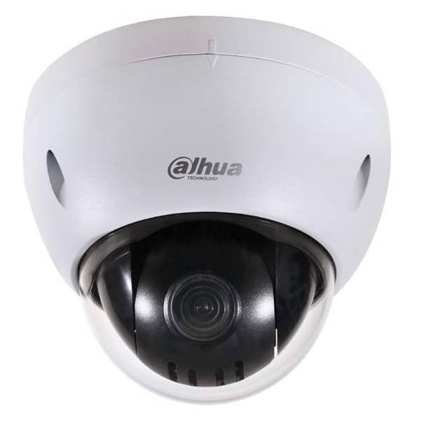 Dahua SD3282D GN-Tag / Nacht 2Mp HD Speed Dome PoE. IP67. 3-9mm Objektiv, zzgl. Wandhalterung, diese steuerbare Kamera kann mit einem Netzwerk-Videorecorder Dahua innerhalb oder außerhalb einer eigenständigen oder in Kombination verwendet werden. Der Po