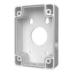 Dahua PFA120 caja de montaje para su uso con la base de montaje de pared de soporte PFB300S, para usar PFB300S