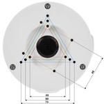 Dahua Caja de montaje PFA130E