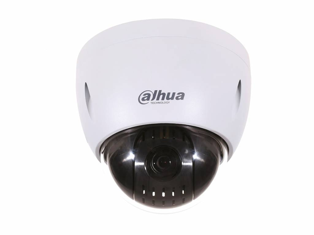 Dahua SD42212T-HN-S2 Full HD PTZ camera, controllable 12x optical zoom, IP66, suitable for ceiling or wall with optional support. With a zoom range of 12x optical, this is an ideal camera for most situations. By the High PoE possible ...