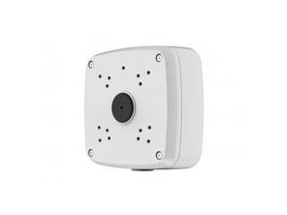 Montagebox zur Verwendung mit folgenden Typen; IP-Bullet-Kameras HFW4100 / 4120/4200/4220/4221/4300 / 4421E HFW5100 / 5200 / 5300E (-Z / VF) und HDCVI-Bullet-Kameras; HFW2120 / 2220E