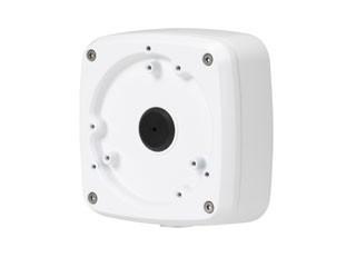 Mounting box for use with IPC HDB4100 / 4200 / 4300F-PT / HDBW2100 / 2200 / 2300R-Z / VF and HDCVI- HDBW1100 / 2120 / 2220R-VF, HDBW2120 / 2220R-Z