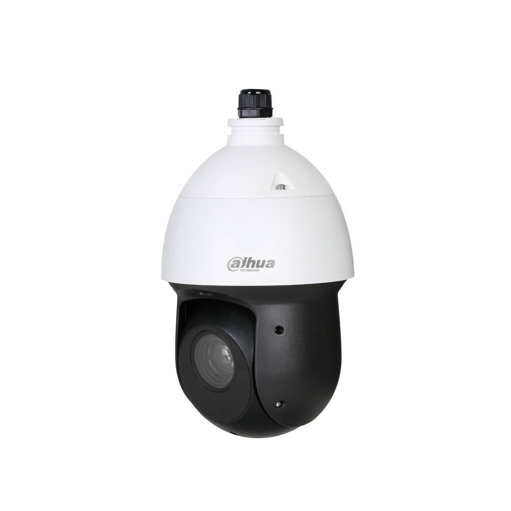 Dahua DH-SD49225I-HC per interni / esterni, telecamera PTZ Full HD Starlight, 2 mp, zoom ottico 4,7 ~ 120 mm, IP66, telecamera con IR e WDR, zoom 25 x, IP66, montaggio a parete