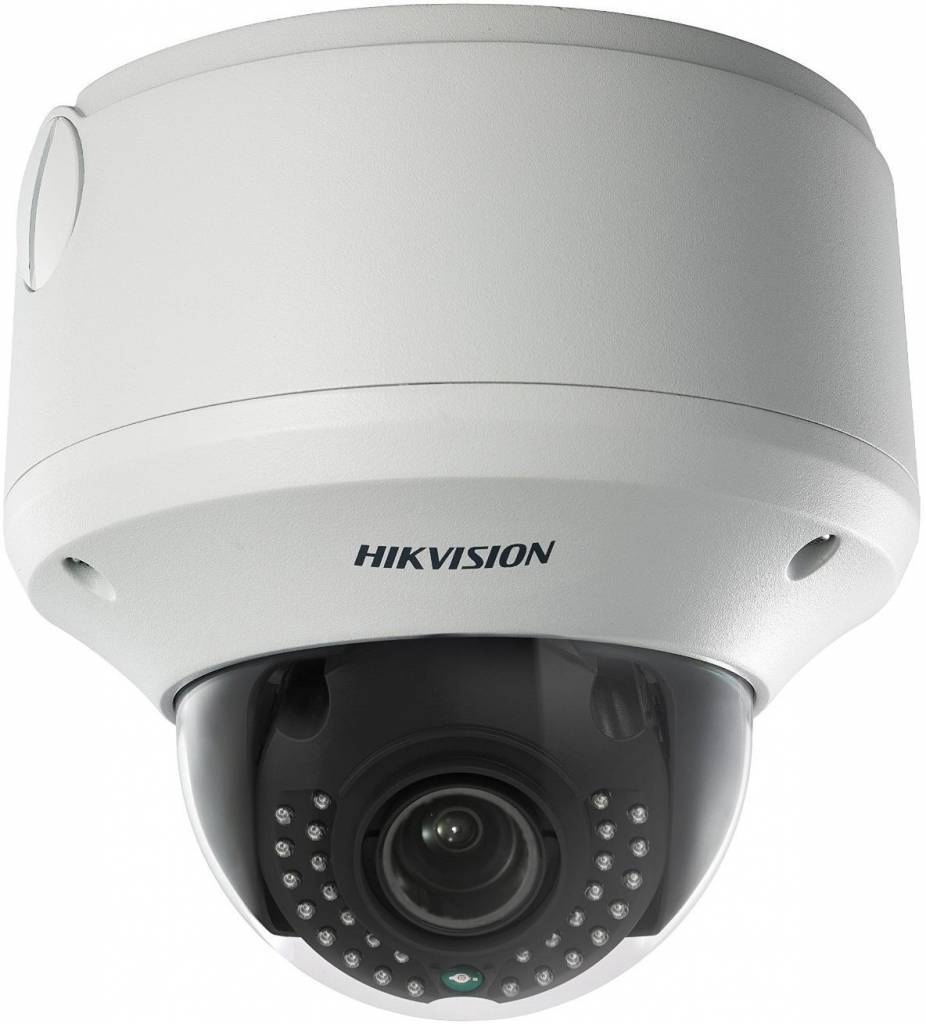 DS-2CD4324F-IZS 4-line 2 mp smart ip outdoor dome camera.<br />