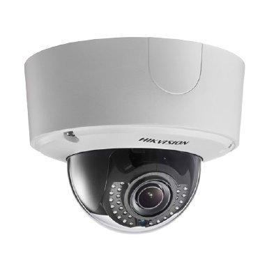Hikvision DS-2CD4525FWD IZH 8-32mm caza ligero de cuatro líneas 2 cámaras domo exterior MP IP inteligente línea de combate Nueva Luz de Hikvision es una nueva tecnología. En esta serie de cámaras, es posible utilizar un máximo de 140 dB WDR! La cámara es