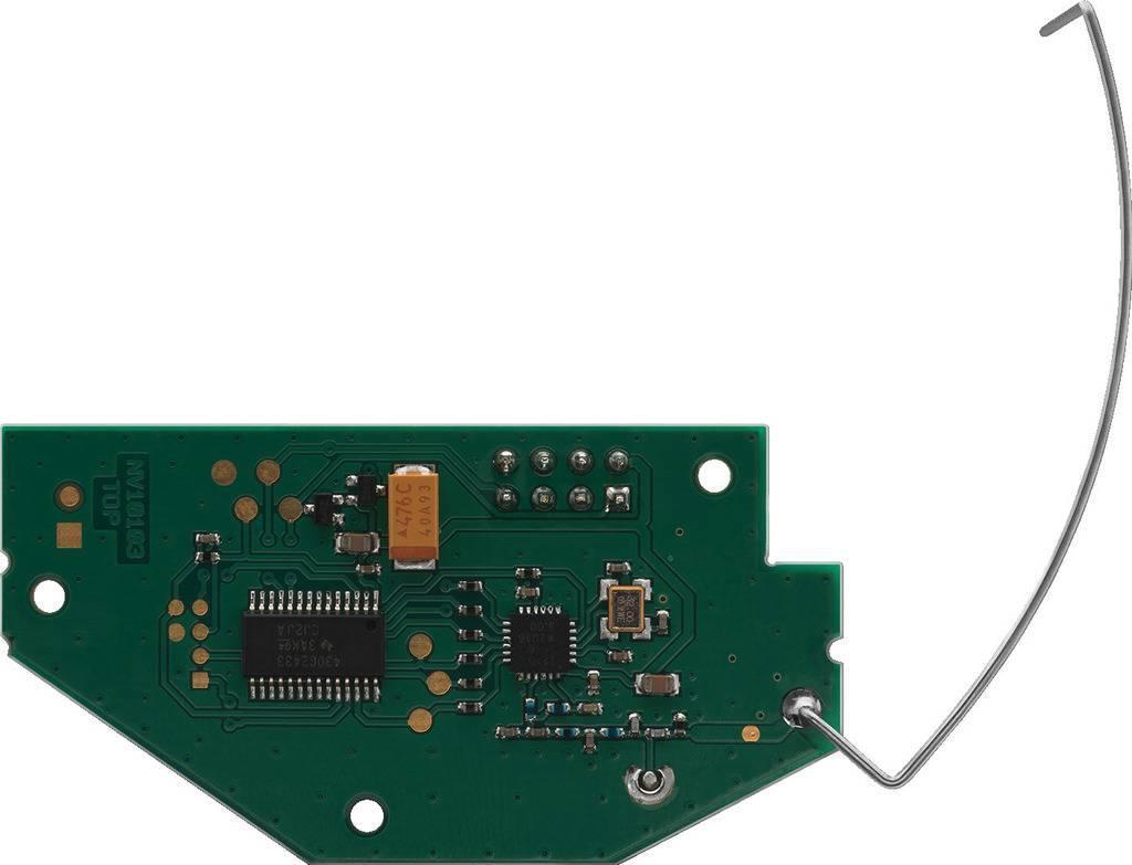 De JA-150G-CO is een plug-in module voor een directe installatie in een autonome CO-detector, die de draadloze verbinding mogelijk maakt met het JABLOTRON 100 systeem. Deze verzendt de alarminformatie, detector-activering en de status van de detector...