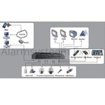 Hikvision Grabador de vídeo en red DS-96256NI-E24H (256 cámaras) (NVR)