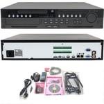 Dahua DH-NVR608-64-4KS2, videoregistratore di rete a 64 canali senza PoE