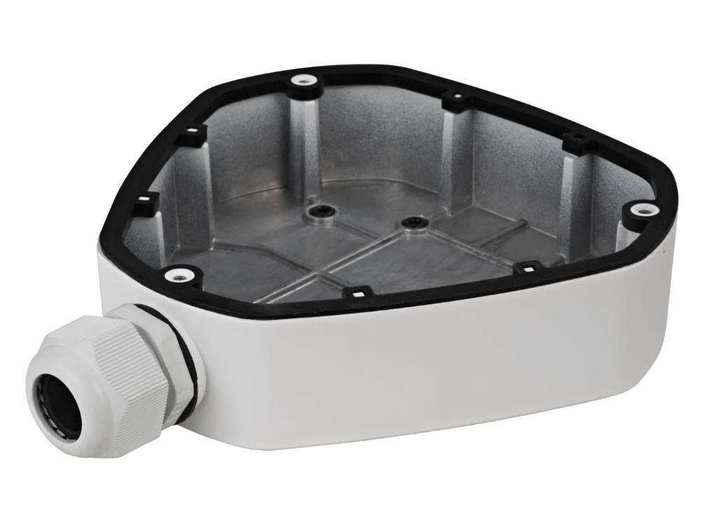 DS-1280ZJ-DM25 caja montada en superficie recta para la serie DS-2CD63XX