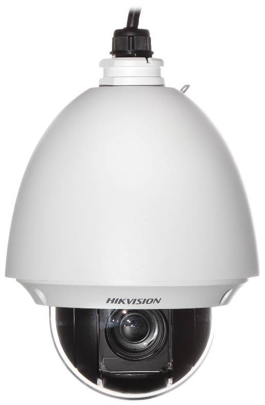 DS-2DE4220W-AE Full HD PTZ dome camera, zonder IR, 20x zoom