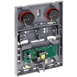 Jablotron JA-163A RB Base plate wireless siren for outdoor use
