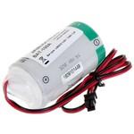 Jablotron Batteria Bat-100 per JA-163A RB, batteria al litio 3,6 V 13 Ah 1xD