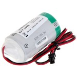 Jablotron Batterie Bat-100 pour JA-163A RB, batterie au lithium 3.6V 13Ah 1xD