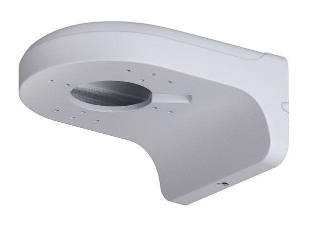 Dahua PFB204W Supporto a parete per mini dome come IPC-HDBW4120FP-0280B Mini dome camera e ulteriori IPC-HDW4120 / 4220 / 4421M e HDBW4120 / 4220/4221 / 4421F (-AS / -M), anche per le telecamere HDCVI dai seguenti serie; HDW1000 / 1100/1200/2120 / 2220M e