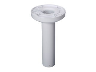 Dahua PFB300C Suporte de teto (22 cm) para ser usado com suporte ou dome suspenso.