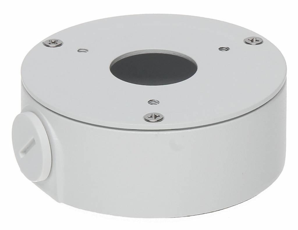 Caixa de montagem Dahua PFA134 para uso com mini bala Dahua