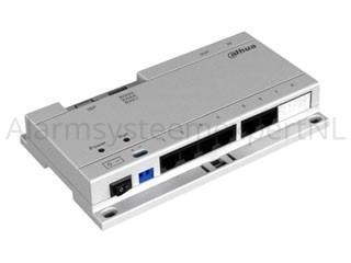 VTNS1060A PoE switch voor intercom incl. voeding