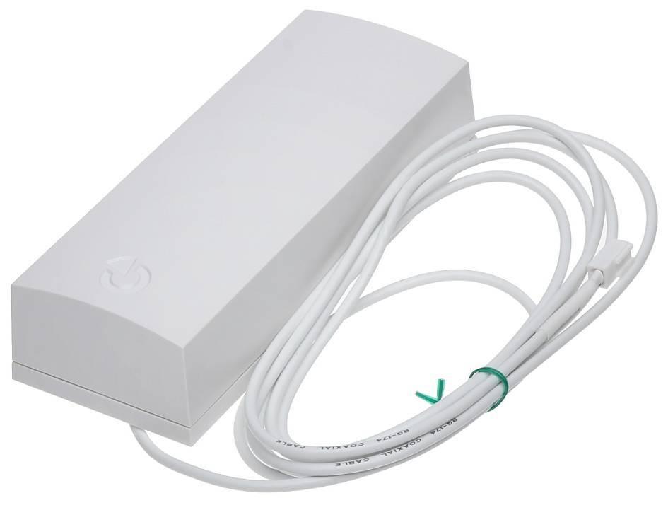 L'antenna esterna AN-868 viene utilizzato per estendere il raggio di comunicazione di componenti wireless di sistemi di sicurezza Jablotron, che lavora alla frequenza di 868 MHz. Una costruzione speciale del tipo PIFA garantisce ... n