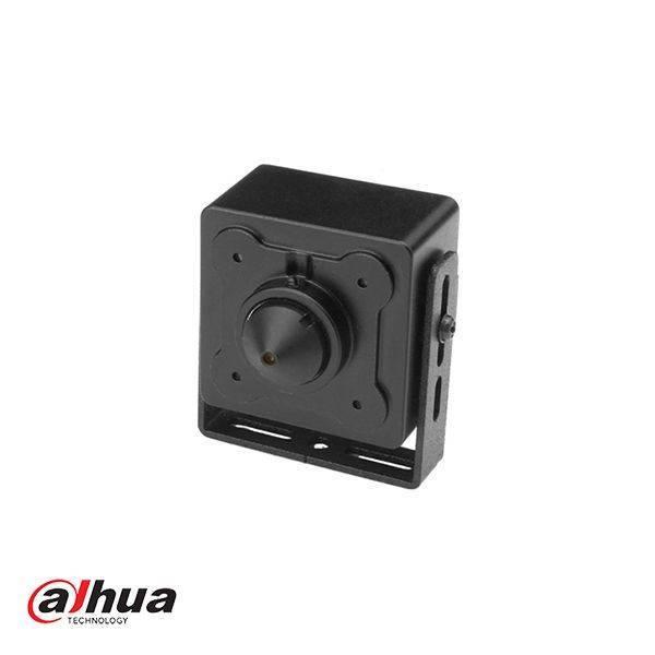 Nouveau dans la ligne IP de Dahua, cet appareil photo à trou d'épingle, HD, avec une résolution de 2 mégapixels. Extrêmement approprié pour placer caché quelque part. Notez qu'aucun PoE ne doit être fourni avec un adaptateur 12 volts. Idéal comme une camé