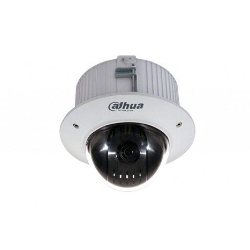 Dahua DH-SD42C212T-HN Full HD PTZ camera, controllable 12x optical zoom, IP66, suitable for installation in a ceiling or system ceiling. With a zoom range of 12x optical, this is an ideal camera for most situations. Due to the High PoE option ....