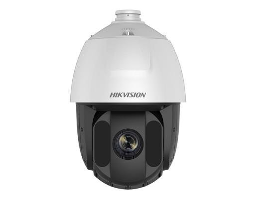 DS-2DE5225IW-AE Ultra Low Light PTZ camera, IP with a 2 Megapixel resolution, a 25x optical zoom, equipped with WDR for difficult lighting conditions and IR Powerled up to 150 meters away.