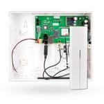 Jablotron SÍ 101KR + LAN con el comunicador GSM y módulo de radio