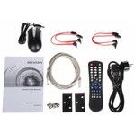 Hikvision Grabador de vídeo en red (NVR) DS-7732NI-I4 4K Ultra HD, 4 SATA