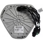 Hikvision DS-2CD6365G0-IVS, 6Mp Fisheye 360gr. camera OUTSIDE version, PoE, microphone / speaker, SD slot