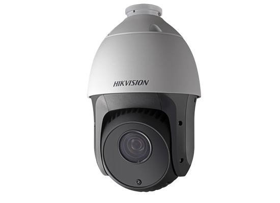 The Hikvision DS-2DE4225IW-D is an Ultra Low light, 2MP, PTZ dome camera, 100 mtr IR, PoE +, 25x zoom in a compact housing for ao. outdoor application. Ideal for applications for private or small business where a PTZ solution is needed.