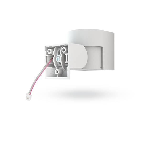 JA-191PL Wall support and ceiling mount for design detectors